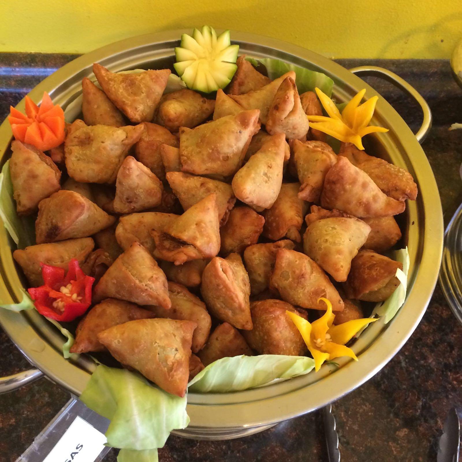 Vegetable Samosa (All-time Favorite)