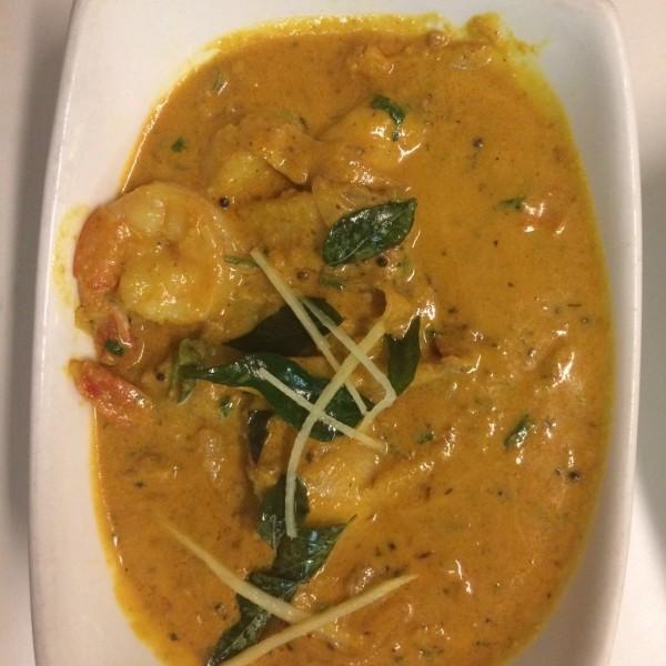 Chemeen Mango Curry